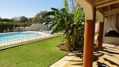 Photo for 5 Bedroom Detached Rural Villa With Large Pool. Seperate 2 bed cottage available