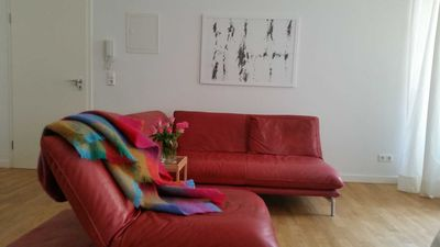 Photo for 2-room apartment - Living at the Schlossplatz