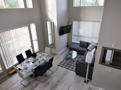 Photo for My Lovely Loft 4 Beds/3 Full Baths Surrey Central Near Mall/Sky Train