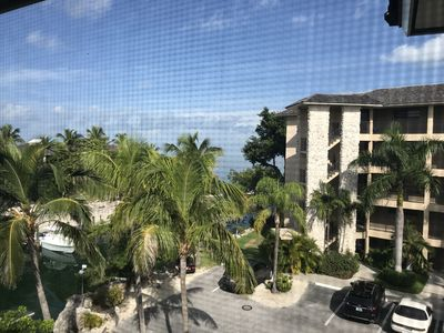 Bay view from your balcony!