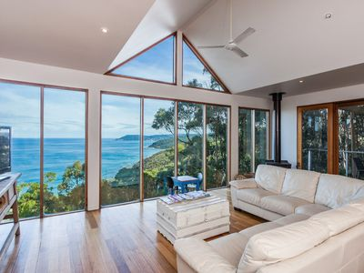 Photo for BINALONG  - VERY HIGH UP ON THE HILL WITH SENSATIONAL OCEAN VIEWS