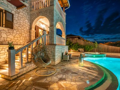 Photo for Fairytale Villa, a newly built private villa exceeding all expectations!