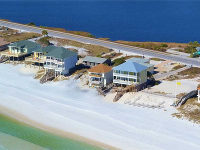 Photo for Splash - Gulf Front, Dune Allen Beach, 30A, Free Beach Service, Pet Friendly!