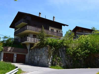 Photo for Spacious studio, beautiful view, near Aletsch ski area, in the hiking area