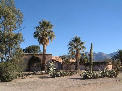 Photo for Just Listed! November-January Available !!Artists' Desert Retreat-Charming Adobe