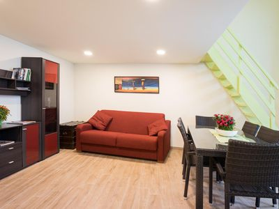 Photo for Wellness House Galilei C apartment in Siracusa with WiFi & air conditioning.