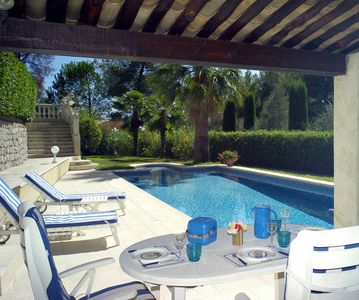 Photo for Studio Apartment In Opio, Cote d'Azur, south of France,  free wifi