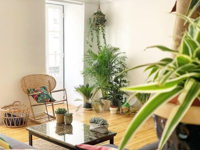Photo for Fauna & Flora Home - quirky and bright apartment in the heart of Madragoa