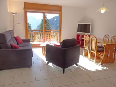 Photo for Apartment Ardévine 5  in Ovronnaz, Valais - 4 persons, 1 bedroom