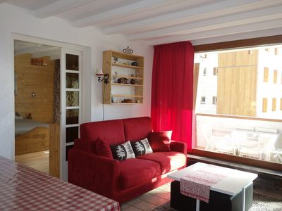 Photo for APARTMENT ALPE D'HUEZ AVENUE OF THE RIF NEL