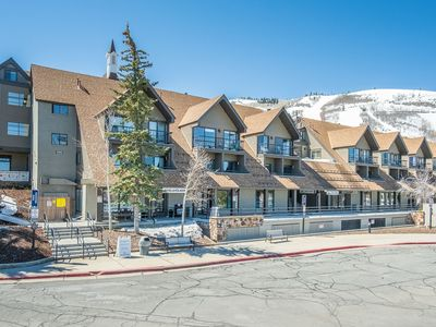 Photo for 2BR 3BA Ski in Ski out Condo at Park City Mountain Great Location!!