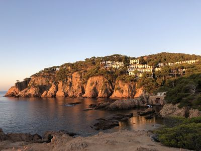 Photo for The house is located in the residential area of Cala Nostra TAMARIU