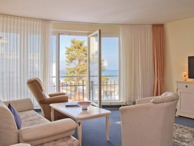 Photo for 2-room apartment with partial sea view - SEETELHOTEL Ostseeresidenz Bansin