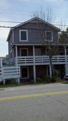 Wrightsville Beach Nc Vacation Al 2 Story Cottage