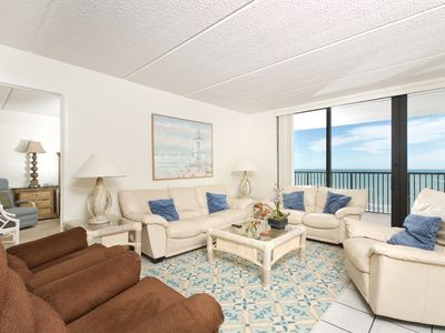 Photo for 3 bedroom condo with a view of the beach - 903