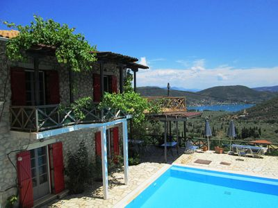 Photo for Large Stone Villa - Perfect for families & groups of friends - Stunning Views!