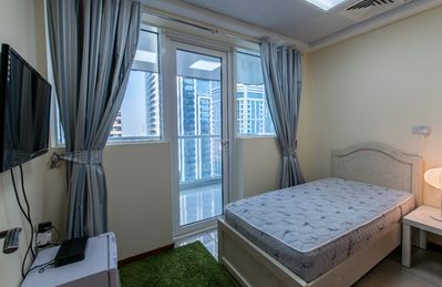 Photo for Medium Room With Balcony For Rent in Dubai Marina For One Man