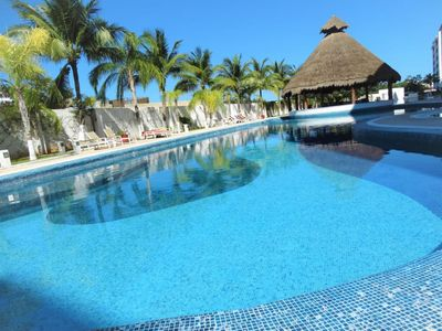Photo for Largest pool condo in Cancun