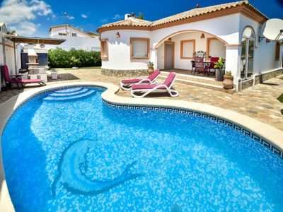 Photo for Vacation home Boticari  in Dénia, Costa Blanca - 6 persons, 3 bedrooms