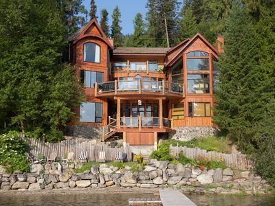 Photo for Lakefront Get-Away.....A Blend of Unspoiled Beauty and Luxury