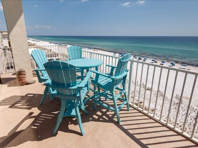 "Photo for ""Gulf Side Unit 601"" Gorgeous Gulf Front Condo"