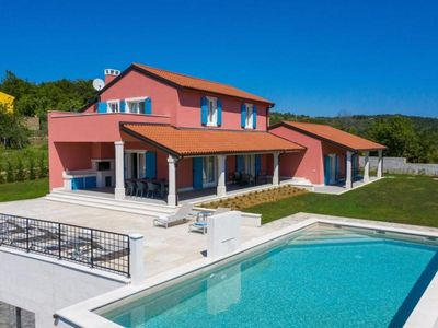 Photo for Holiday house Oprtalj for 8 persons with 4 bedrooms - Holiday house