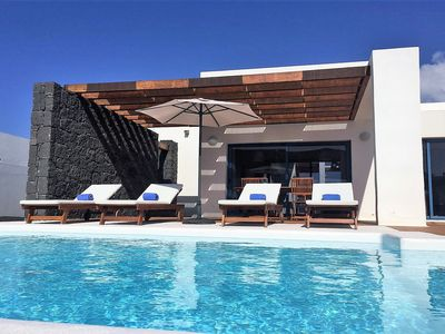 Photo for Villa Bellavista B1, heated pool, wifi, suitable for family with children