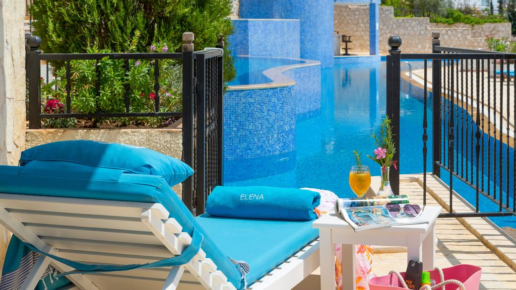 Elena Is A Contemporary Ious Apartment Within The Stunning Elvina Complex Kalkan