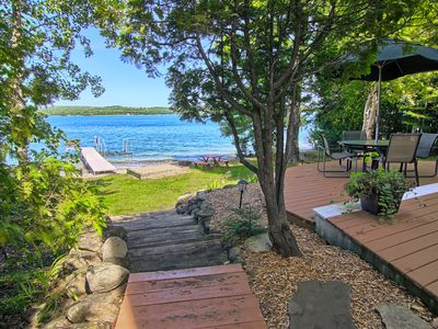 Photo for Lake Charlevoix Family Home