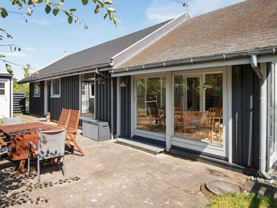 Photo for Superb Holiday Home in Ebeltoft with Garden