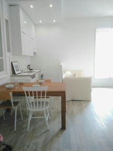 Photo for Charming flat directly on the beach