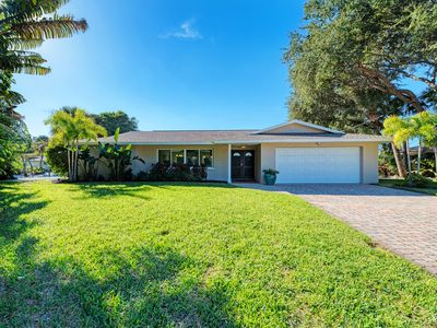 Photo for Beautiful Pool Home Located on the Grand Canal on Siesta Key