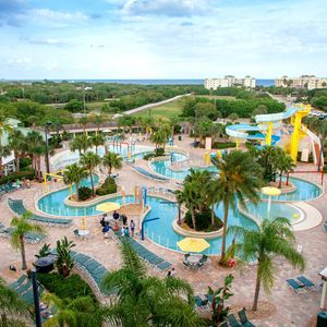 Photo for Holiday Inn Vacation RESORT - 2 bedroom OCEANFRONT