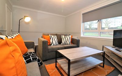 Photo for Pillow Partners are proud to present this stylish first floor which is ideal for contractors, fa...