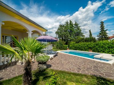 Photo for Vacation home Frano in Opatija/Pobri - 10 persons, 5 bedrooms