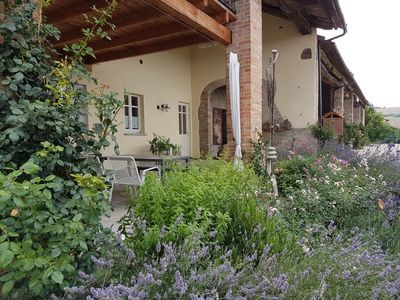 Photo for Holiday house Bastia Mondovì for 8 - 12 persons with 4 bedrooms - Holiday house