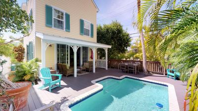 Photo for CORAZON Old Town MONTHLY vacation rental - Private Pool - LARGE 2BD/2.5BA