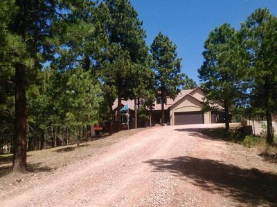 Photo for 5 Acre Private Getaway / Executive Home / USAFA