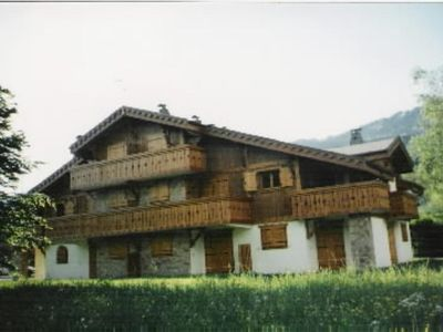 Photo for Flat in a chalet