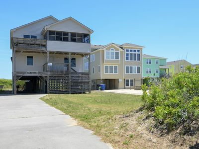 Photo for The Sea and Me | Oceanfront | Bayberry Bluff | Duck | Sleeps 13