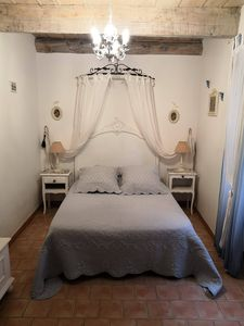 Photo for L'Ange Bleu, charming guest room with private terrace
