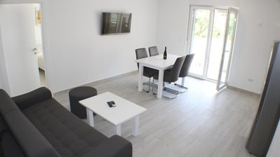 Photo for Holiday apartment Baška Voda for 2 - 4 persons with 1 bedroom - Holiday apartment