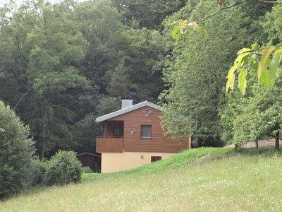 Photo for House on forest glade in the beautiful Steigerwald