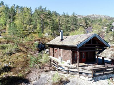 Photo for Vacation home Sverrebu (SOW109) in Eikerapen - 8 persons, 3 bedrooms