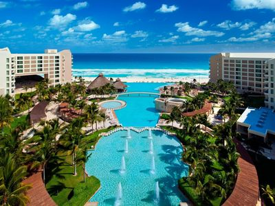 Photo for Thanksgiving week in Cancun!  Time share in premium resort, don't miss it!