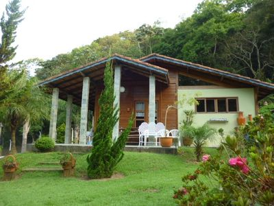 Photo for Beautiful place for the leisure of the whole family, near São Roque, at 30 min. of SP.