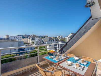 Photo for Apartment Le Hoche in Quiberon - 4 persons, 1 bedrooms