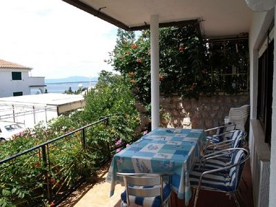 Photo for Apartment Ivy  A1(5)  - Selce, Riviera Crikvenica, Croatia