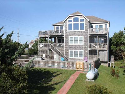 Photo for Wind Chimes  OCEANVIEW in Avon w/Htd Pool&HotTub, RecRoom