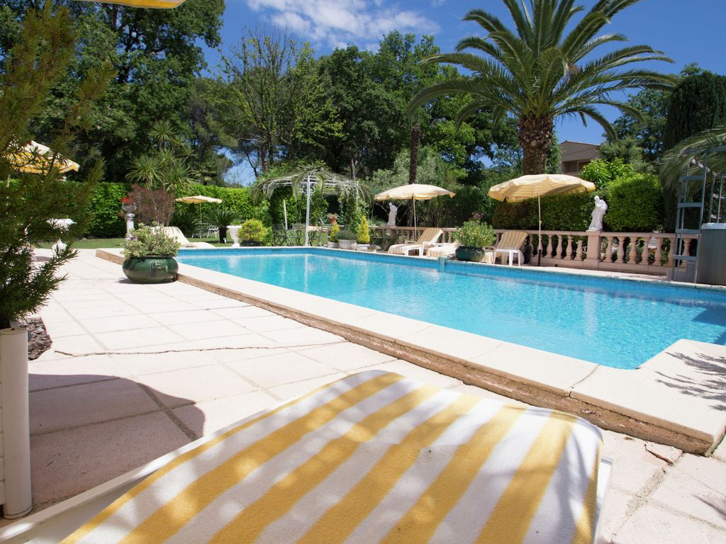 Stunning Villa With Swimming Pool Jacuzzi Sauna Gym And Garden Near Cannes La Bocca Cote D